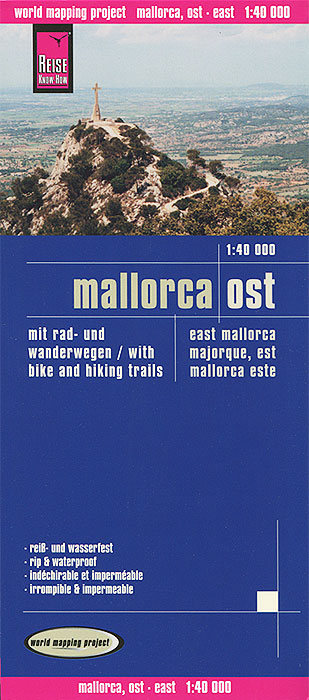 Mallorca. Ost. Карта ost front ost front ave maria