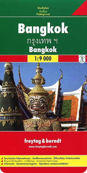Bangkok: City Map