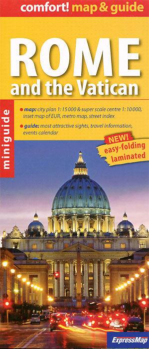 Rome and the Vatican: Miniguide