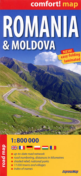 Romania and Moldova: Road Map