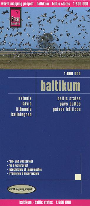 Baltikum. Карта авто новый до 600000 в архангельске