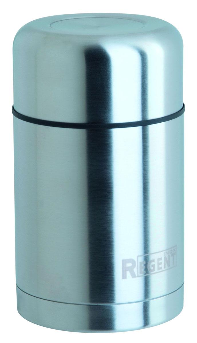 Термос Regent Inox, 1,2 л. 93-TE-S-2-120093-TE-S-2-1200Термос Regent Inox изготовлен из высококачественной пищевой нержавеющей стали с современной технологией теплоизолляции. Высокая надёжность и долговечность. Имеется глубокий вакуум и двойная металлическая колба, способствующая более длительному сохранению тепла. Термос удобен в использовании дома, на даче, в турпоходе и на рыбалке. Пригодится на работе, в офисе и командировке, экономит электроэнергию и время. Характеристики:Материал: пластик, нержавеющая сталь. Объем: 1,2 л. Диаметр термоса: 10 см. Высота термоса (с учётом крышки): 24 см. Размер упаковки: 11 см х 11 см х 24,5 см. Артикул: 93-TE-S-2-1200.