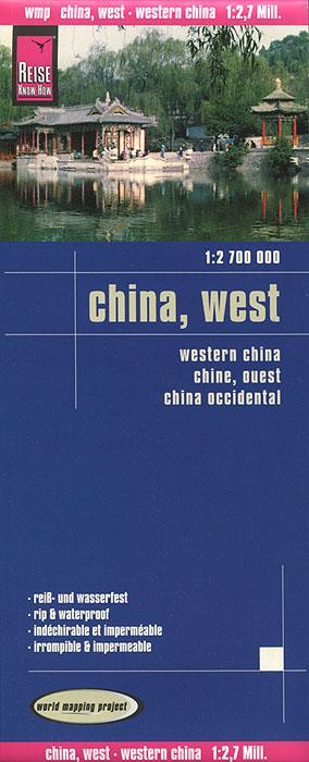 China, West. Карта брошь fashion 1 oh0479 109