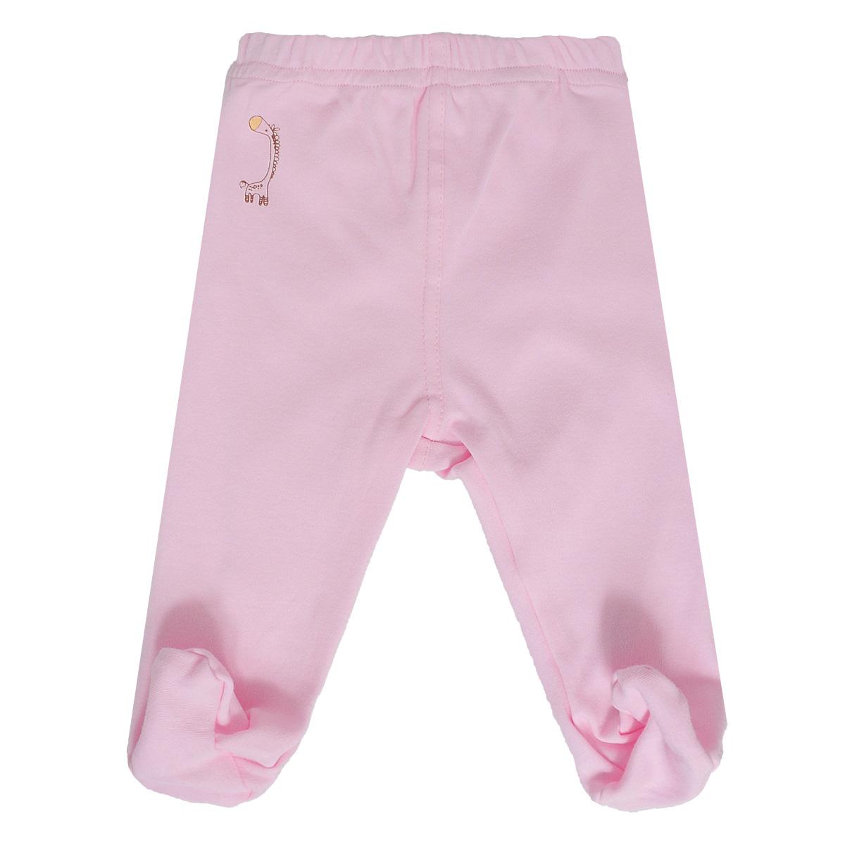 Ползунки Клякса, цвет: розовый. 37-561. Размер 62, до 3 месяцев37-561Ползунки для новорожденного Клякса послужат идеальным дополнением к гардеробу вашего младенца, обеспечивая ему наибольший комфорт.Модель, изготовленная из интерлока - натурального хлопка, необычайно мягкая и легкая, не раздражает нежную кожу ребенка и хорошо вентилируется, а эластичные швы приятны телу новорожденного и не препятствуют его движениям. Ползунки с закрытыми ножками благодаря мягкому эластичному поясу не сдавливают животик младенца и не сползают, идеально подходят для ношения с подгузником. Спереди изделие оформлено оригинальным принтом в виде небольшого изображения животного. Они полностью соответствуют особенностям жизни ребенка в ранний период, не стесняя и не ограничивая его в движениях. УВАЖАЕМЫЕ КЛИЕНТЫ! Обращаем ваше внимание на возможные незначительные изменения в дизайне: рисунок животного может отличатся от рисунка, изображенного на фотографии.