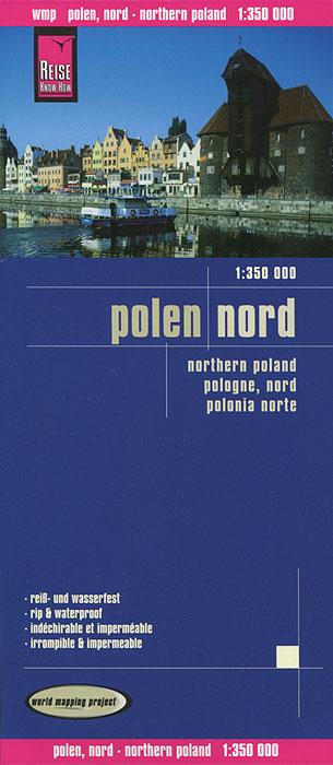 Polen. Nord. Карта