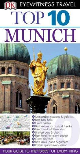 DK Eyewitness Top 10 Travel Guide: Munich munich top 10