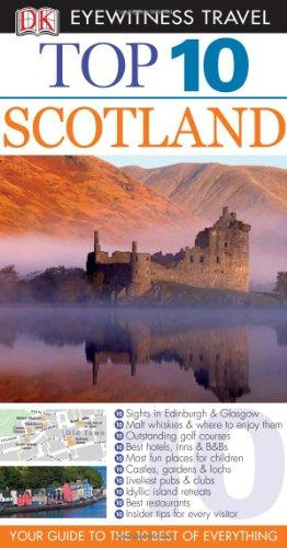 Фото DK Eyewitness Top 10 Travel Guide: Scotland dk eyewitness top 10 travel guide scotland