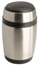 Термос Regent Inox, 0,38 л. 93-TE-S-1-38093-TE-S-1-380Термос Regent Inox изготовлен из высококачественной пищевой нержавеющей стали с современной технологией теплоизолляции. Высокая надёжность и долговечность. Имеется глубокий вакуум и двойная металлическая колба, способствующая более длительному сохранению тепла. Термос удобен в использовании дома, на даче, в турпоходе и на рыбалке. Пригодится на работе, в офисе и командировке, экономит электроэнергию и время. Характеристики:Материал: пластик, нержавеющая сталь, резина. Объем: 0,38 л. Диаметр термоса: 8 см. Высота термоса (с учётом крышки): 13 см. Размер упаковки: 10 см х 10 см х 14,5 см. Артикул: 93-TE-S-1-380.