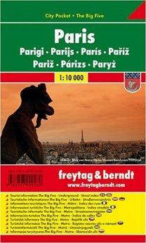где купить  Paris: Pocket Map  по лучшей цене