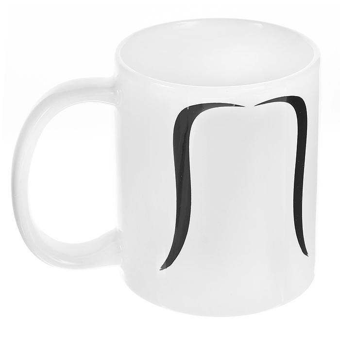 Кружка керамическая Усы. Сэнсэй94837Керамическая кружка Усы. Сэнсей станет отличным подарком для человека, ценящего забавные и практичные подарки. Кружка белого цвета оформлена изображением усов.Такой подарок станет не только приятным, но и практичным сувениром: кружка станет незаменимым атрибутом чаепития, а оригинальный дизайн вызовет улыбку. Характеристики:Материал:керамика. Высота кружки:9,5 см. Диаметр по верхнему краю:8 см. Размер упаковки:11 см х 10 см х 8,5 см. Артикул: 94837.