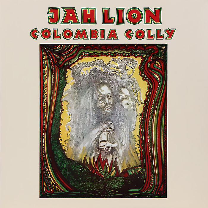Jah Lion. Colombia Colly (LP)