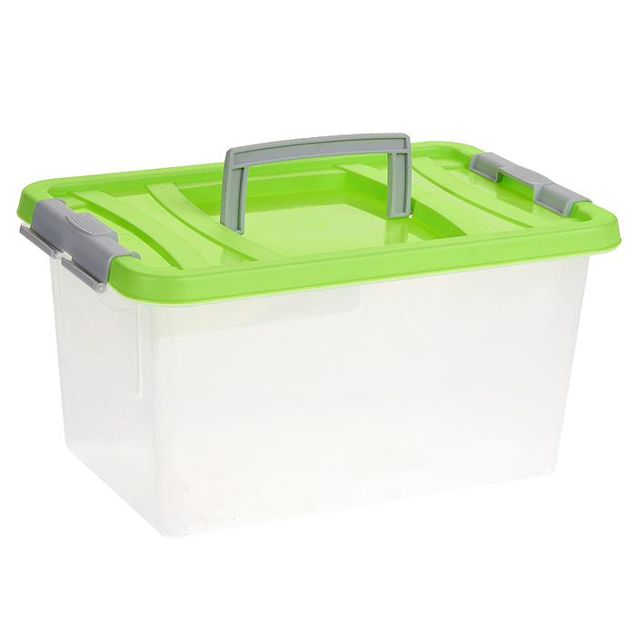 Контейнер для пищевых продуктов Martika, 8 л С206ПALT206PКонтейнер Martika прямоугольной формы предназначен специально для хранения пищевых продуктов. Крышка легко открывается и плотно закрывается. Имеются удобные ручки. Устойчив к воздействию масел и жиров, легко моется (можно мыть в посудомоечной машине). Прозрачные стенки позволяют видеть содержимое. Контейнер имеет возможность хранения продуктов глубокой заморозки, обладает высокой прочностью. Диапазон температур для эксплуатации - от минус 40°С до плюс 100°С. Контейнер необыкновенно удобен: в нем можно брать еду на работу, за город, ребенку в школу. Именно поэтому подобные контейнеры обретают все большую популярность. Характеристики:Материал:пластик. Размер:23,2 см х 34,8 см х 16,5 см. Размер упаковки:23,2 см х 34,8 см х 16,5 см. Объем контейнера:8 л. Изготовитель: Россия. Артикул: ALT206P.