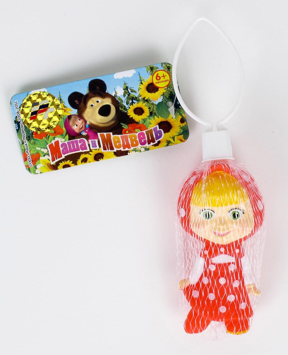 Игрушка для ванны Маша и медведь Маша, 10,5 см фигурки игрушки маша и медведь кукла маша