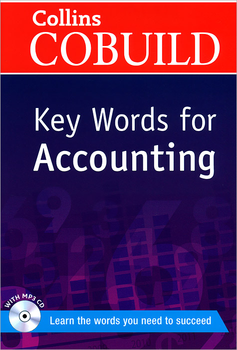 Collins CoBuild Key Words for Accounting (+ CD-ROM) настенные часы hermle 70091 030341