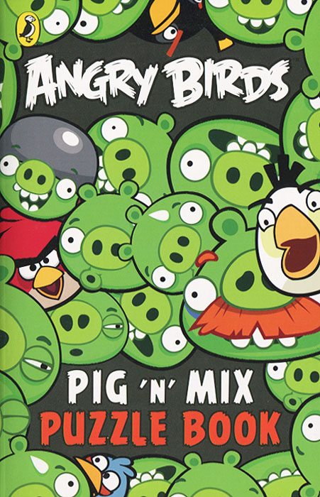 Angry Birds : Pig 'n' Mix Puzzle Book