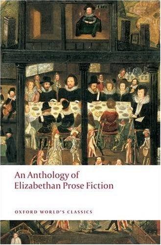 Ant.Of Elizabethan Prose Fiction