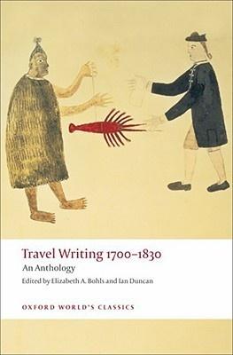 Bohls: Travel Writing 1700-1830