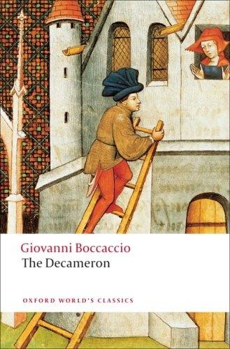 Boccaccio: The Decameron boccaccio giovanni decameron