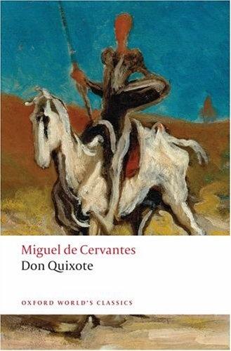 Cervantes: Don Quixote De La Mancha monsignor quixote