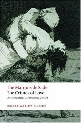 De Sade: Crimes Of Love