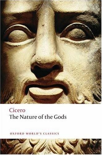 Cicero: The Nature Of The Gods gods of nabban