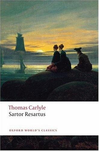 Carlyle: Sartor Resartus (08) hudson джинсы кроя скинни sartor