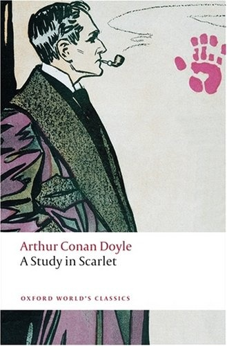 Doyle: Study In Scarlet a study in scarlet