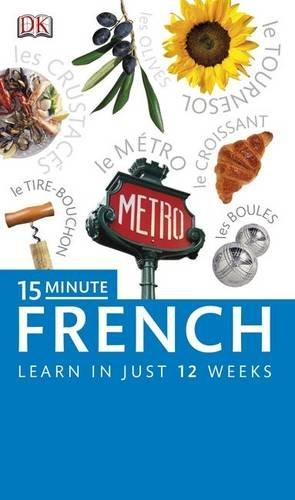 15-Minute French 15 minute french аудиокурс на 2 cd