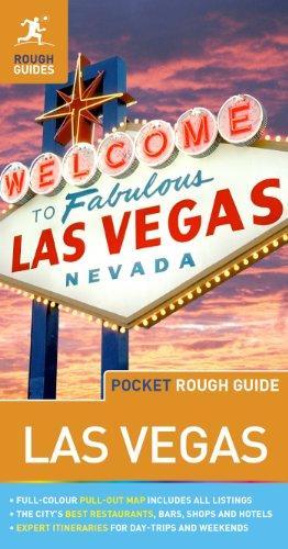 Pocket Rough Guide Las Vegas insight guides las vegas city guide