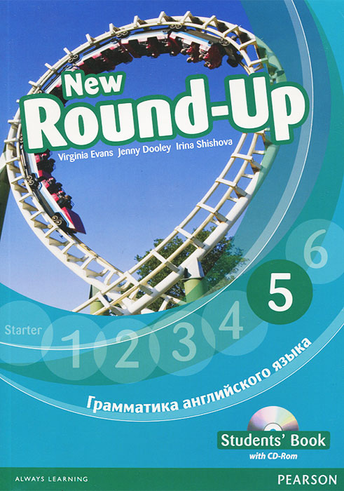New Round-Up 5 (+ CD-ROM) cambridge learners dictionary english russian paperback with cd rom