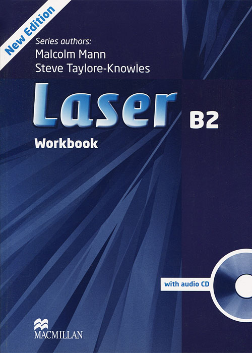 Laser Workbook (+ CD) laser a1 workbook without key cd