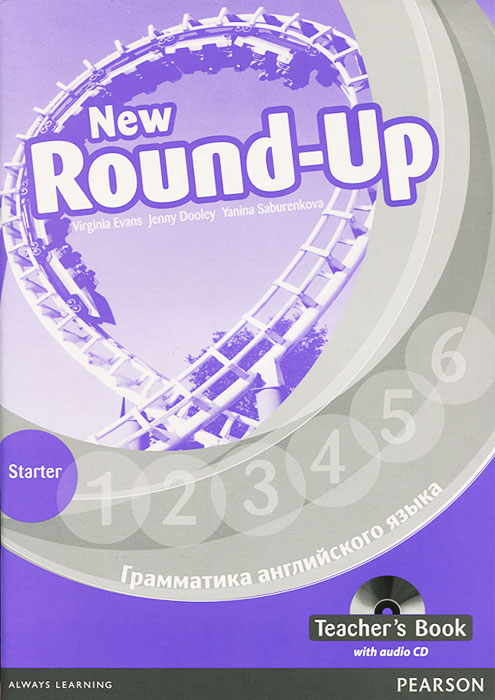 Round-Up: Teacher's Books (+ CD-ROM) round up starter english grammar practice teacher s guide
