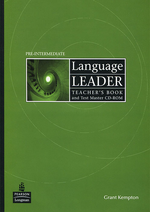 Language Leader: Pre-Intermediate: Teacher's Book and Test Master (+ CD-ROM) choices pre intermediate teacher s book dvd rom