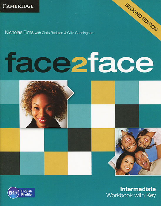 Face2Face: Intermediate: Workbook with Key new total english intermediate workbook with key cd