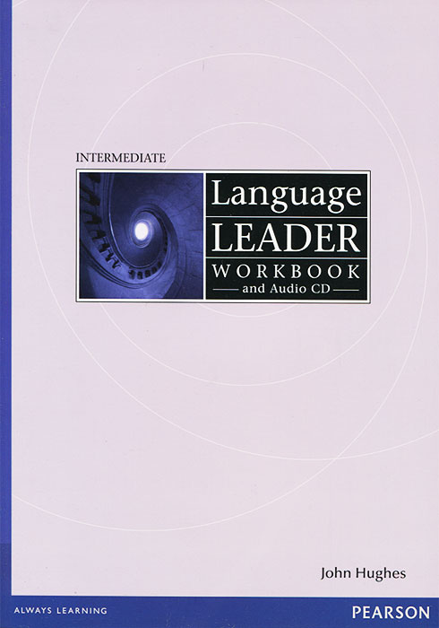 Language Leader: Intermediate: Workbook (+ CD) new total english intermediate workbook with key cd
