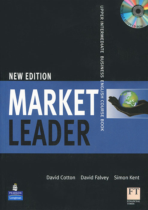 Market Leader: Upper Intermediate Business English Course Book (+ CD-ROM) new english file upper intermediate students book six level general english course for adults