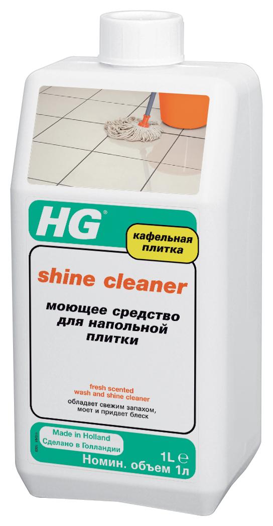 Моющее средство HG для напольной плитки, 1000 мл моющее средство hg для мрамора и натурального камня 1000 мл