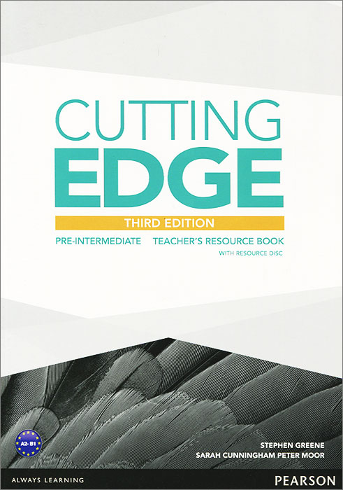 Cutting Edge: Pre-Intermediate: Teacher's Book (+ CD-ROM)