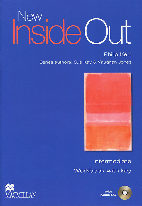 New Inside Out: Intermediate: Workbook with Key (+ CD-ROM) new total english intermediate workbook with key cd