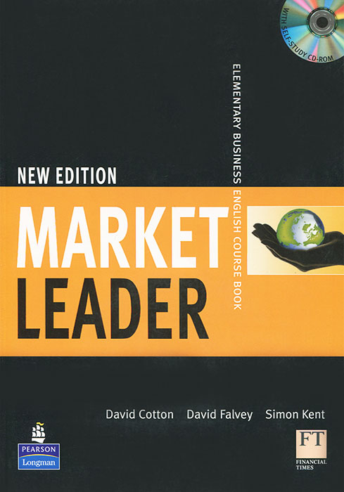 Market Leader: Elementary Business English: Course Book (+ CD-ROM) зеркальный фотоаппарат canon eos 7d mark ii body w e1 body черный