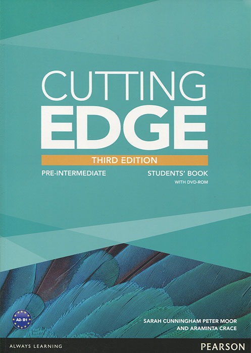 Cutting Edge: Pre-Intermediate: Student's Book (+ DVD-ROM) network elementary a video based course dvd