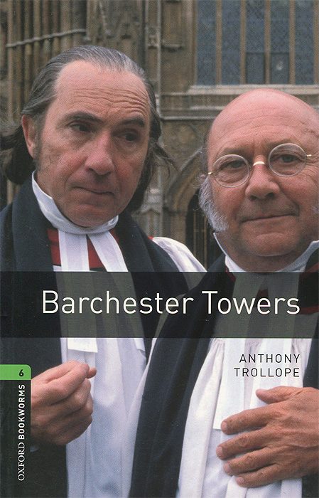 Barchester Towers riggs r library of souls
