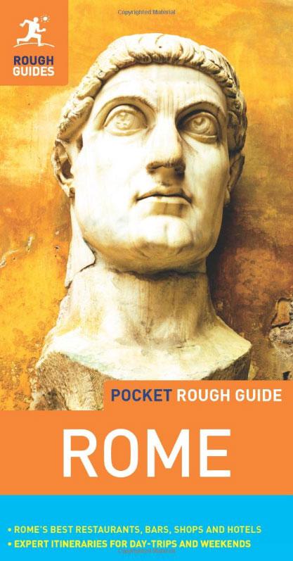 Pocket Rough Guide Rome pocket rough guide lisbon