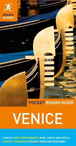 Pocket Rough Guide Venice clemens f kusch anabel gelhaar venice architectural guide
