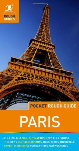 Pocket Rough Guide Paris pocket rough guide lisbon