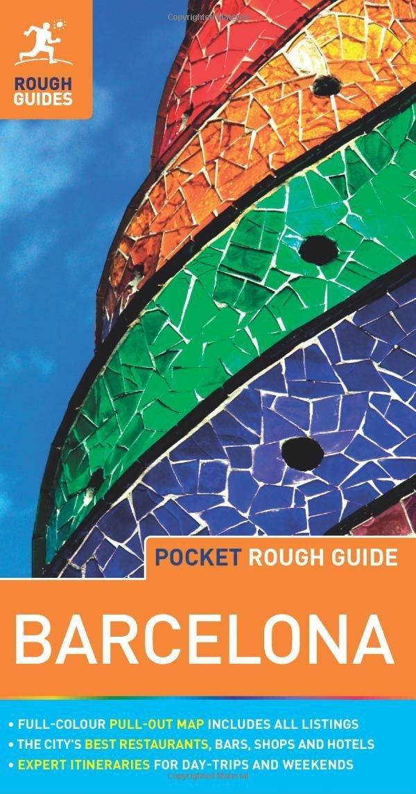 Pocket Rough Guide Barcelona pocket rough guide lisbon