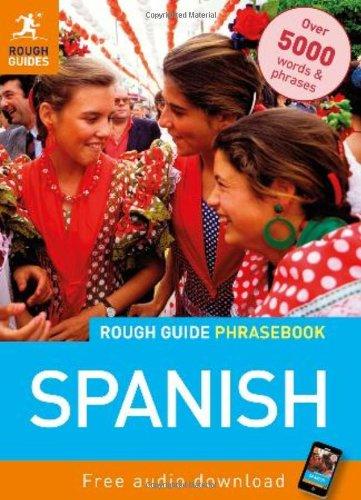 Rough Guide Phrasebook: Spanish rough guide polish phrasebook