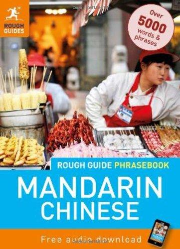 Rough Guide Phrasebook: Mandarin Chinese rough guide polish phrasebook