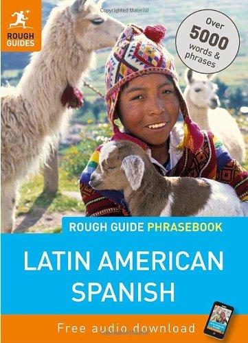 Rough Guide Phrasebook: Latin American Spanish rough guide polish phrasebook