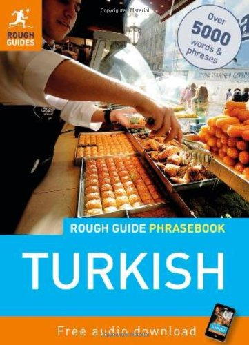Rough Guide Phrasebook: Turkish rough guide polish phrasebook